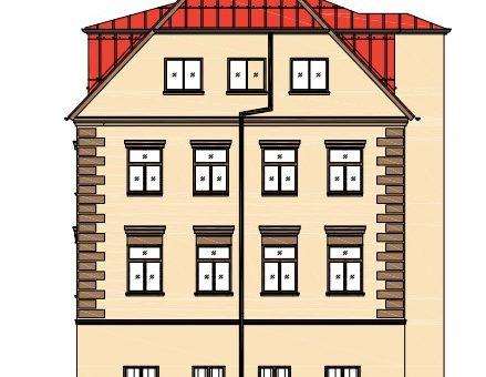 Sociální bydlení města Liberec – bytový dům E