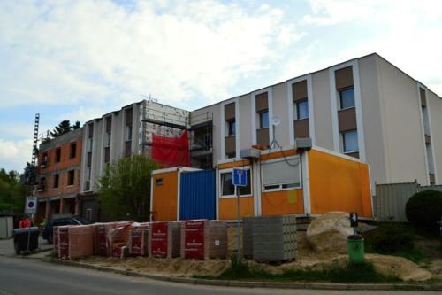 Dostavba zázemí ubytovny biatlonu v Jablonci nad Nisou - Galerie
