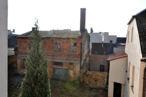 stav budovy před demolicí