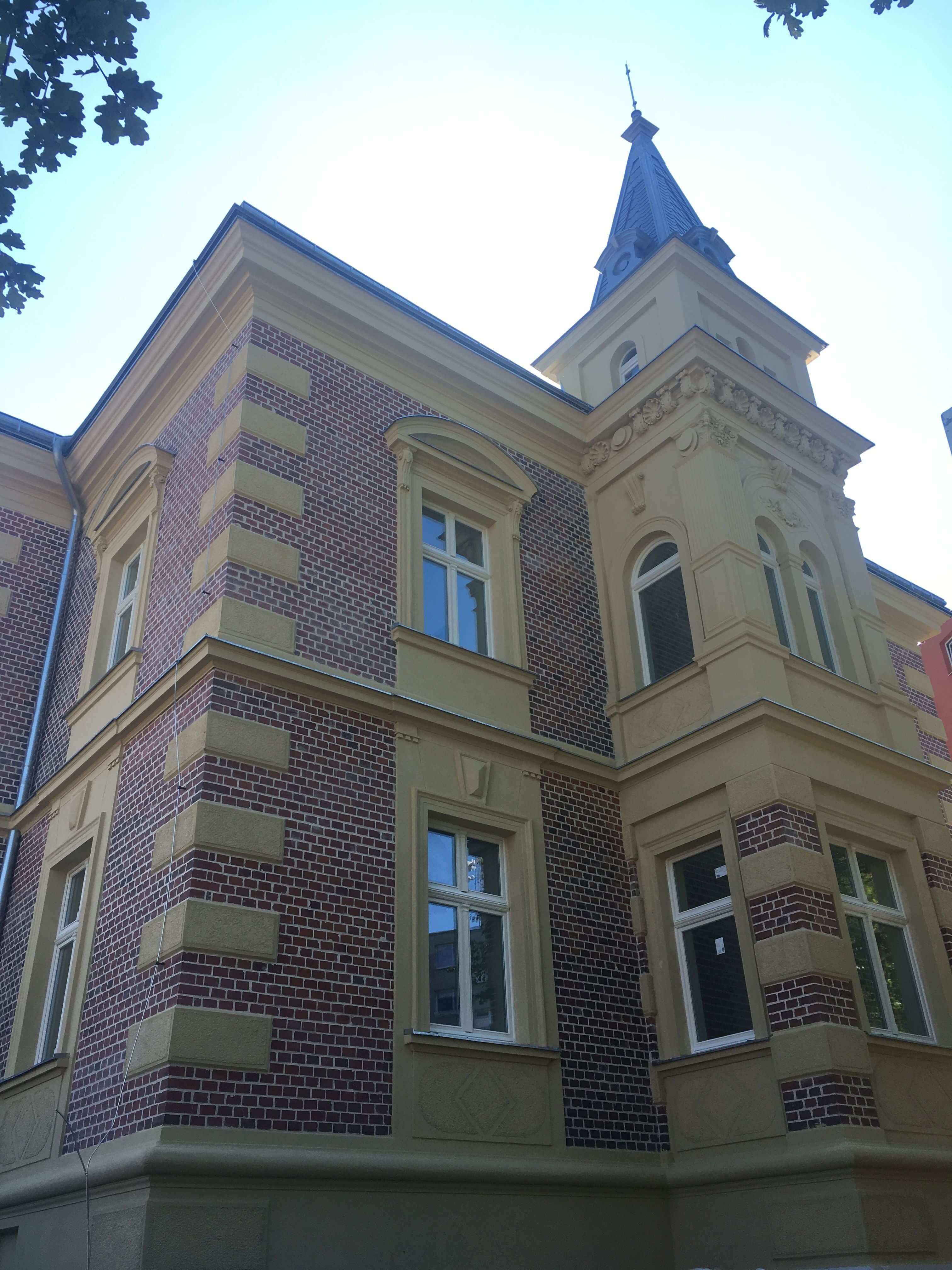 Rekonstrukce a stavební úpravy Ruské vily